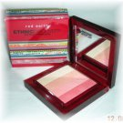 RED EARTH Cosmetics Face Cheek BLUSH QUAD Hot Flush WARM Peach NIB