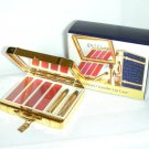 ESTEE LAUDER WORLD TRAVELER Lipstick Palette Case PINK ROSE Limited-Edition NIB!