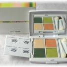 RED EARTH Cosmetics SECRET GARDEN 2006 Eyeshadow x4 Eye Shadow Palette NIB!