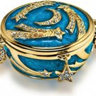 ESTEE LAUDER STRONGWATER Celestial Charms Sensuous Nude Solid Perfume Compact