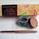 ELIZABETH ARDEN COLOR INTRIGUE Gel Eyeliner with Brush OCEAN TEAL Blue Liner NIB