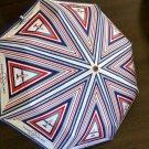 Umbrella Windproof Folding Anti-Uv Automatic Rain Sun Women Chanel Airlines Gift