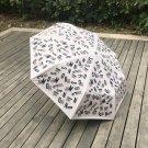 Umbrella Moschino Bear Protection Nwt Black Teddy Uv Compact Automatic  Stylish