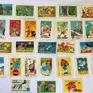 Souvenir Set Russian Pocket Calendar 1970 - 1990 Collectibles Art USSR Antique
