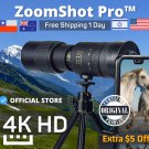 ZoomShot Pro | The Original ZoomShot Pro 4K Monocular Telescope