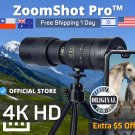 ZoomShot Pro   The Original ZoomShot Pro 4K Monocular Telescope