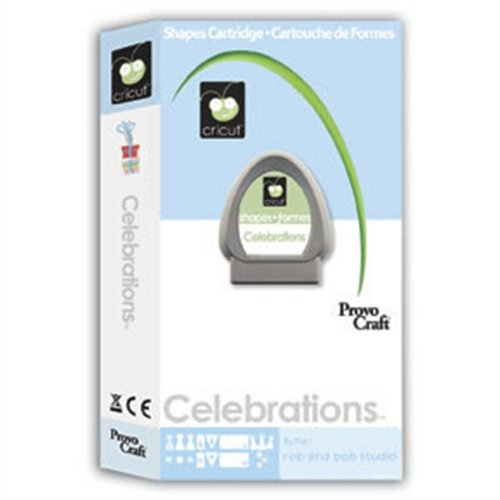 Celebrations Cartridge for Cricut Expression/Personal
