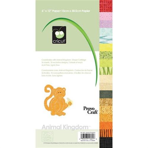 Paper Pad, Animal Kingdom