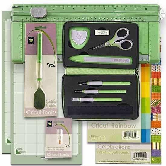 CriCut Essential Kits