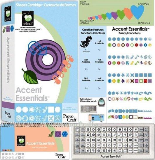 Accent Essentials Shape cartridge