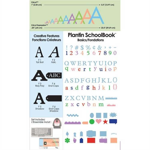 Plantin Schoolbook font cartridge