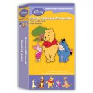 Pooh and Friends Cricut Cartridge Cartridge for Cricut Expression & CriCut Personal Cutter