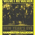 5 Velvet Revolver 2007 New Years Eve Flyers
