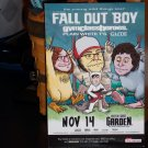 5 Fall Out Boy Handbills