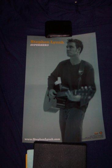 Stephen Lynch Promo Poster