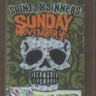 Saints & Sinners Festival Band Pass