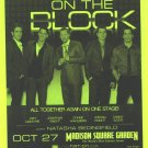 5 New Kids on the Block Flyers