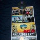 Menudo Tour Poster