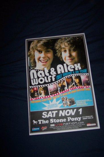 The Naked Brothers Poster Hannah Montana Jonas Brothers