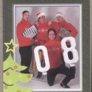 Bouncing Souls Gaslight Anthem 2008 Christmas Card