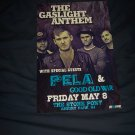 The Gaslight Anthem Tour Poster