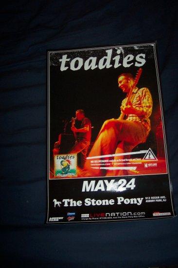 The Toadies Tour Poster