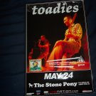The Toadies Tour Poster