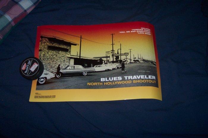 Blues Traveler North Hollywood Shootout Album Poster