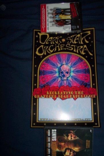 Dark Star Orchestra Tour Poster Grateful Dead