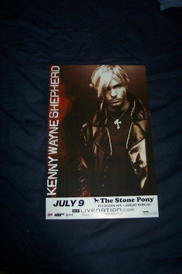 Kenny Wayne Shepherd Concert Poster