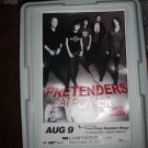 The Pretenders Concert Poster