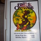 The Black Crowes Concert Poster