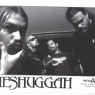 Meshuggah Press Photo