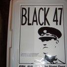 Black 47 Tour Poster