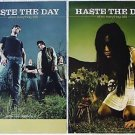 Haste The Day 2 Sided Poster