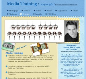 Media Training Center $1/min