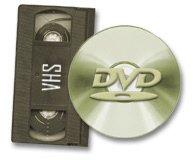 VHS to DVD Sale 9.99