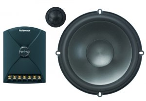 """INFINITY Reference 6010CS 6.5"""" Component Speaker"""