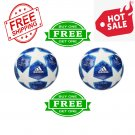 Adidas Performance Champions League Finale 18 Top Training Soccer Ball Size 5