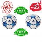 Adidas Soccer Final UEFA Champions League SOCCER Match Ball Size 5