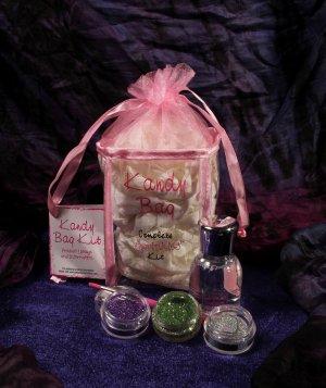 Eye Kandy Glitter Kit with THREE colours