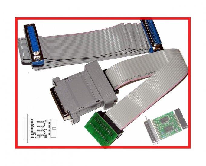 Macraigor Wiggler ARM JTAG adapter-ARM7 ARM9 Programmer and Debugger