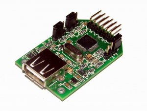 VDRIVE1-Vinculum FTDI USB Flash Drive interface VNC1L Connect USB FLash to MCU