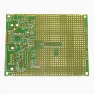 PIC Microchip PIC-P18 prototype board - ICD 2, ICD2, PICkit2, JDM...