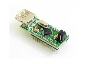 VDIP1: USB Flash drive DIP module on FTDI Vinculum VNC1L-1A