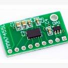 MMA7455 digital I2C/SPI accelerometer ±2g ±4g ±8g module