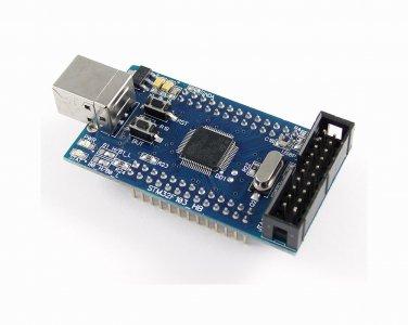 STM32F103 Cortex-M3 ARM stamp development board 512k JTAG SWD