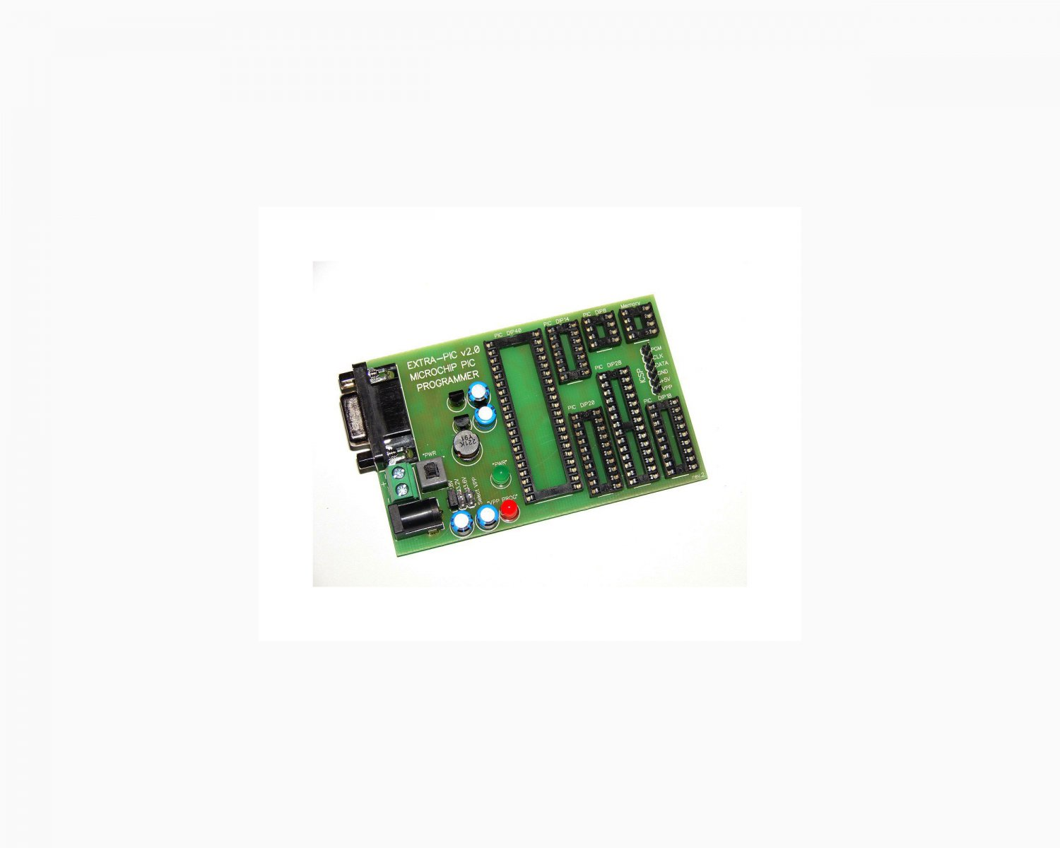 Microchip PIC Programmer EXTRA-PIC v2.0