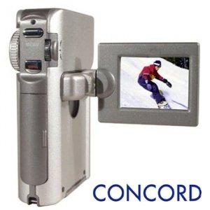 CONCORD DIGITAL VIDEO CAMERA CAMCORDER
