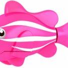 Pink clown robofish